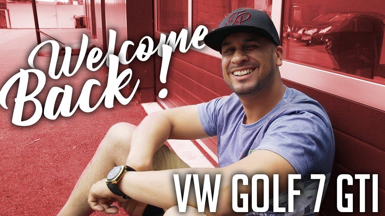 jp performance welcome back vw golf 7 gti kupplung und teile youtube. Black Bedroom Furniture Sets. Home Design Ideas