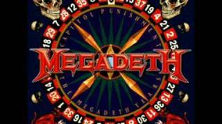 Dread and the Fugitive Mind - Megadeth