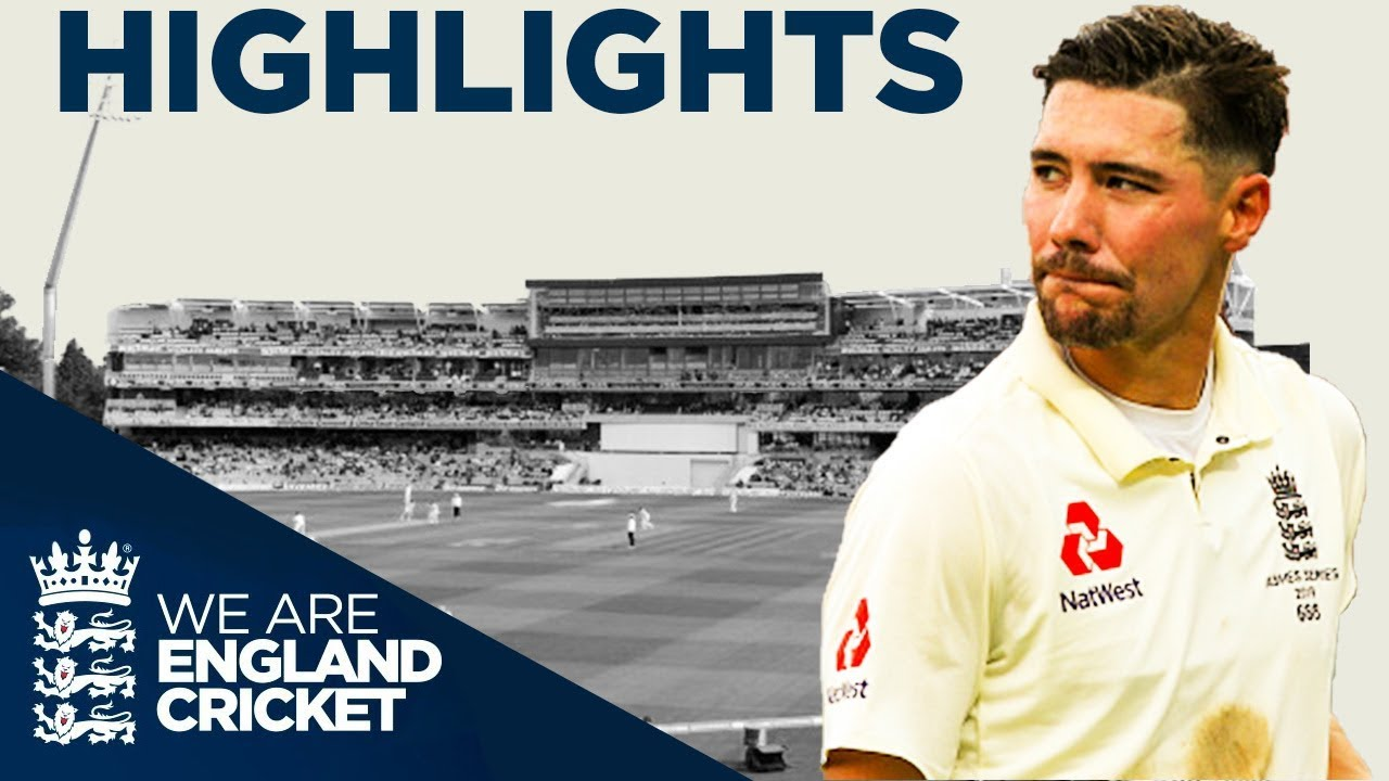 The Ashes Day 2 Highlights   First Specsavers Ashes Test 2019