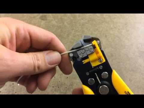 Automatic Wire Stripper - Cleaveland Aircraft Tool