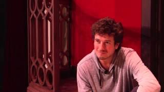 """Entrevista David Boceta - """"Enfrentados"""" - Teatro Amaya"""