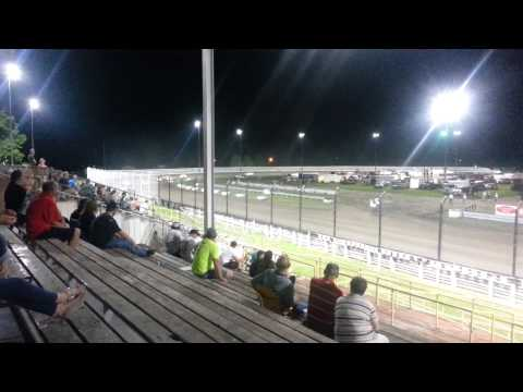 Southern Iowa speedway hobby stock feature 06/17/15