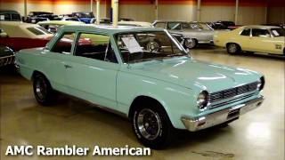 1965 amc rambler american 220 343 v8 fully restored