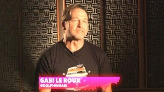 "Mzansi Magic Interviews Gabi Le Roux - ""The Producers"" 2015"