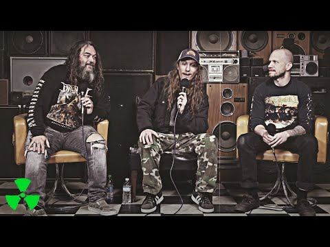 GO AHEAD AND DIE - Cavalera, A Metal Legacy (OFFICIAL TRAILER)