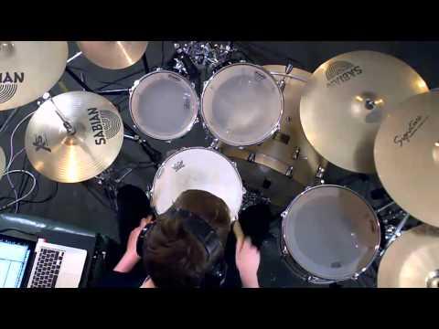 Hugo - Rudimental - Feel The Love (Feat. John Newman) - Drum Cover
