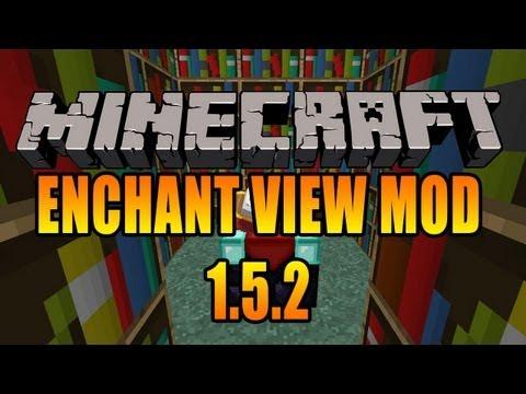 [1.8] EnchantView Mod Download | Minecraft Forum