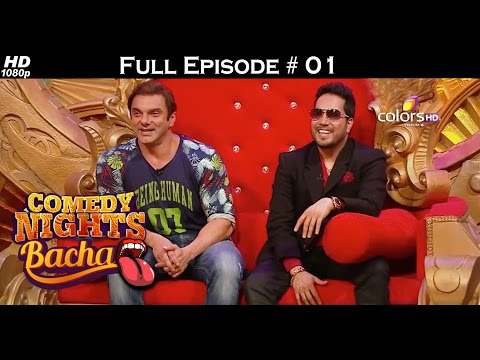 Comedy Nights Bachao - Sohail Khan & Mika Singh - 5th September 2015 - Full Episode (HD)