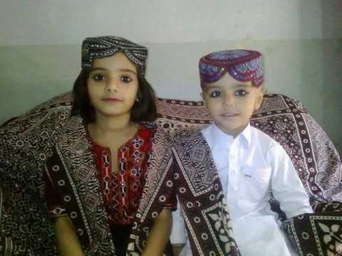 Provincial dress of Sindh (Pakistan) - سندھ کے صوبائی لباس (پاکستان)