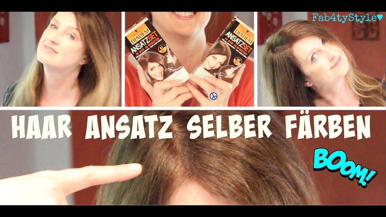 Haare Selber Färben Tipps