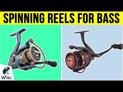 10 Best Spinning Reels For Bass 2019