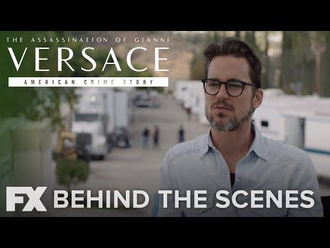 The Assassination of Gianni Versace  Inside Season 2: Matt Bomer, Director  FX