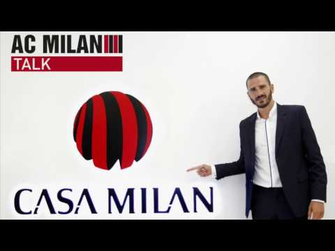 AC Milan Talk Xtra: Bonucci signs! Biglia joins him as rebuild almost complete