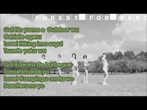 DIY♡ Forest for Rest ~Karaoke~