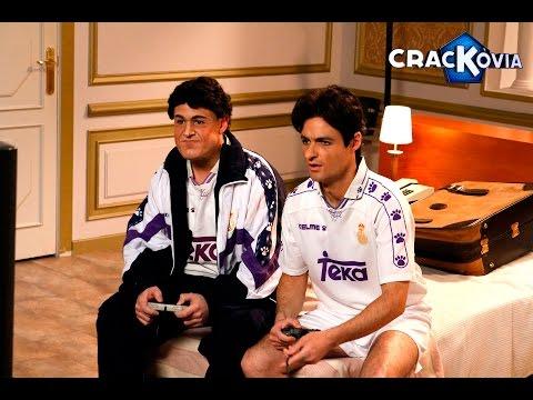 Crackòvia - Luis Enrique i Quique Sánchez Flores, al Reial Madrid del 90