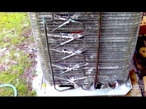 Trane Xl 1200 Spine Fin Coil 7 Circuits 5 Ton Condensor