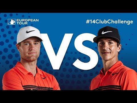The 14 Club Challenge  Bjerregaard vs Olesen