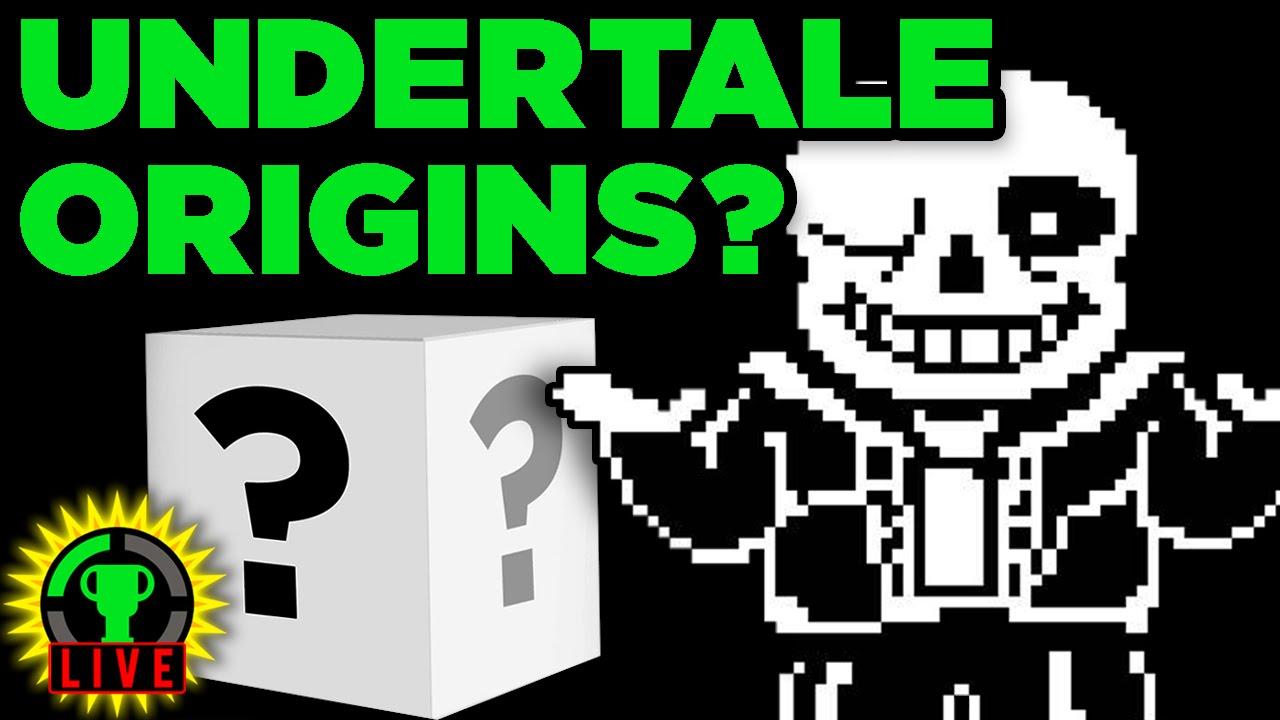 GTLive: Undertale Origins - The Earthbound Halloween Hack! - GTLive: Undertale Origins - The Earthbound Halloween Hack!