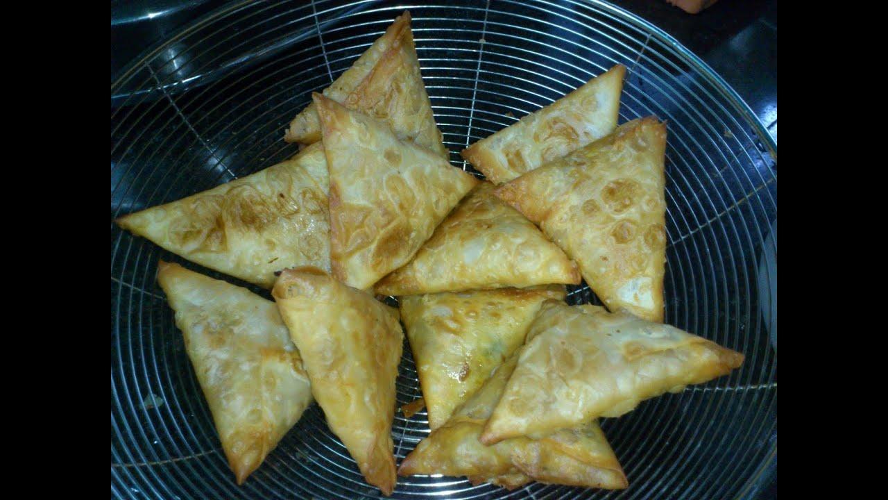 Kerala style vegetable samosa youtube forumfinder Images