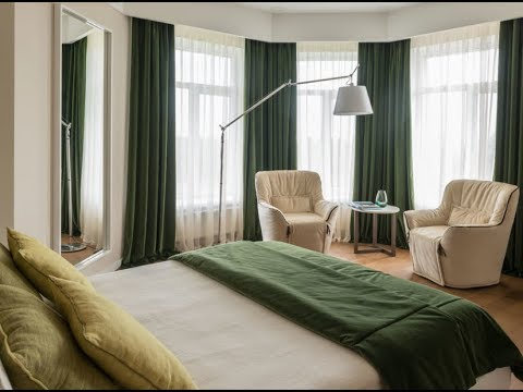 Шторы для спальни 2016. Текстильный Дизайн Спальни