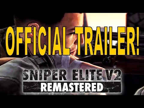 Sniper Elite V2 Remastered Official Trailer