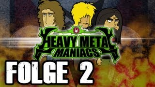 Heavy Metal Maniacs - Folge 2: Full Metal Robot