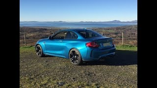 Stolen BMW M2, where bandits outsmart BMW security systems using relay theft technique