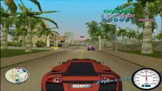 GTA: Vice City Completely Modded Out!