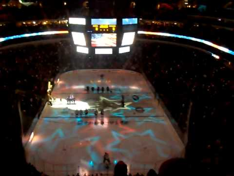 Star Spangled Banner by Celina Ray - Dallas Stars ...