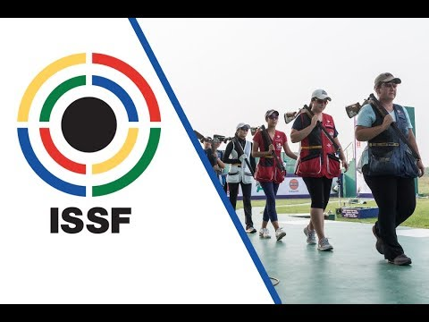 Skeet Women Final - 2017 ISSF World Cup Final in New Delhi (IND)
