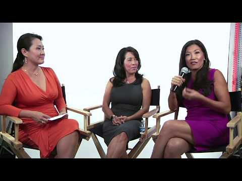 Asian American Women Leaders in Media Panel Discussion hosted by Asian Culture and Media Alliance