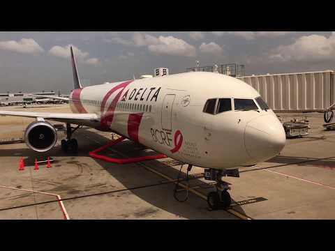 Trip Report- Delta Economy B767-400ER ATL-STR