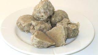 Potato Dumplings Recipe - Kim Herøy - Vegan - Episode 4