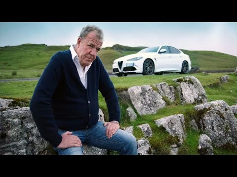 Alfa Romeo Giulia Quadrifoglio Review By Jeremy Clarkson