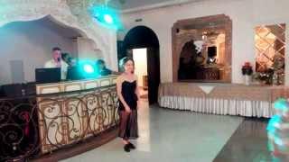 Танец  именинницы для гостей