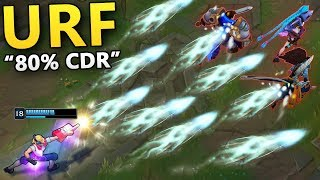 Best URF Moments 2019 (High-APM Outplays, Pyke R, Funny URF...)