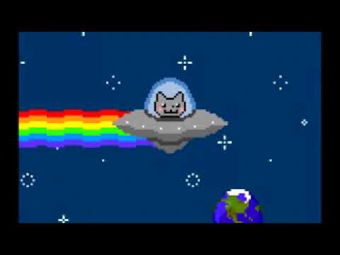 Nyan Cat Genre Hopping For 10 Hours