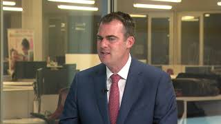 Governor-elect Kevin Stitt discusses the future of Oklahoma