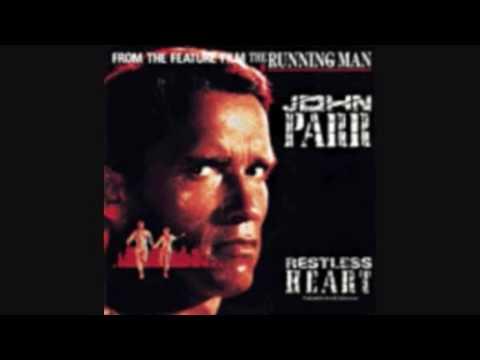 The Running Man  John Parr  Crystal Eye
