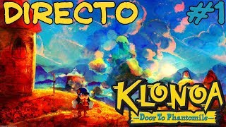 Vídeo Klonoa: Door to Phantomile