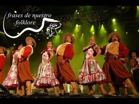 selección de chacareras para bailar- frases de nuestro folklore