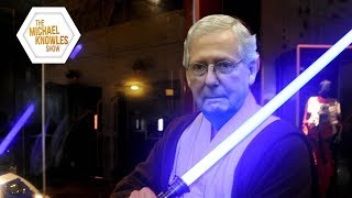 Help Us, Cocaine Mitch. You're Our Only Hope | The Michael Knowles Show Ep. 221