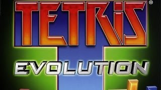 XBOX 360 Game Play: Tetris Evolution