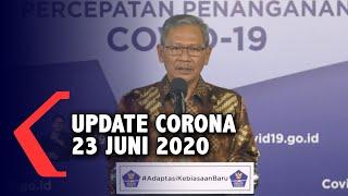 Update Corona 23 Juni: 47.896 Positif, 19.241 Sembuh, 2.535 Meninggal