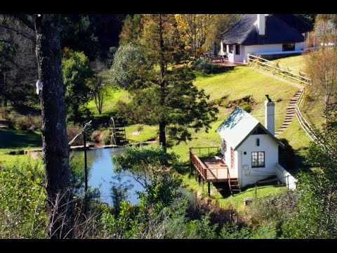 Hogsback Village, Eastern Cape, South Africa - Overview and history.