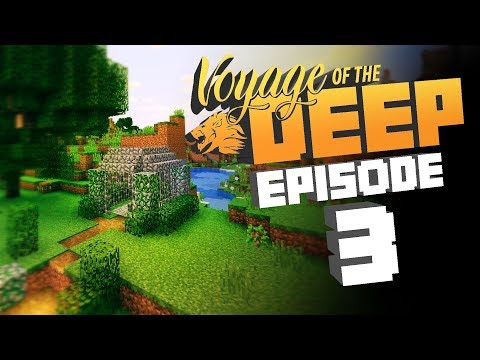 Minecraft: The Resurrection! - Voyage of the Deep (Hardcore) - [03]
