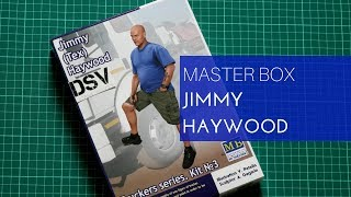 Master Box 1/24 Jimmy Haywood (MB24043) Review