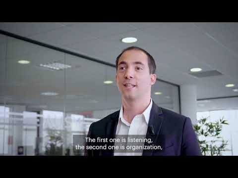 Inside AUSY : Nicolas Bourgeon, Business Department Director à AUSY Toulouse