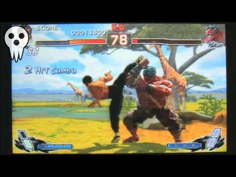 [Análisis 3DS] Super Street Fighter IV 3D Edition