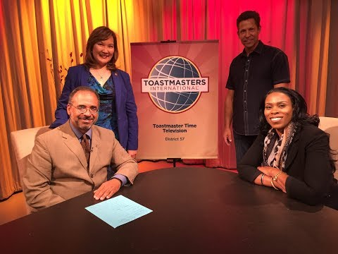 Toastmaster Time TV, episode 230, August 8, 2017